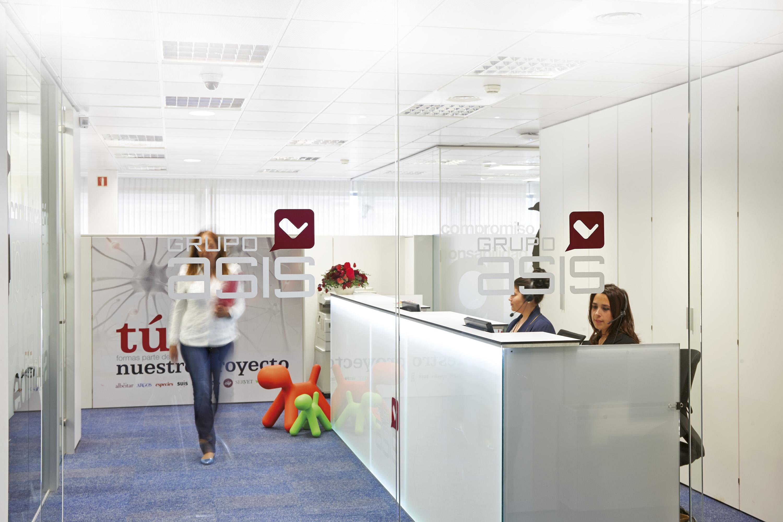 Grupo Asís - oficinas